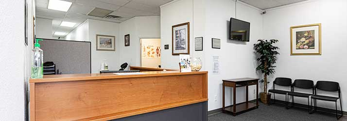 Chiropractic Akron OH Front Desk